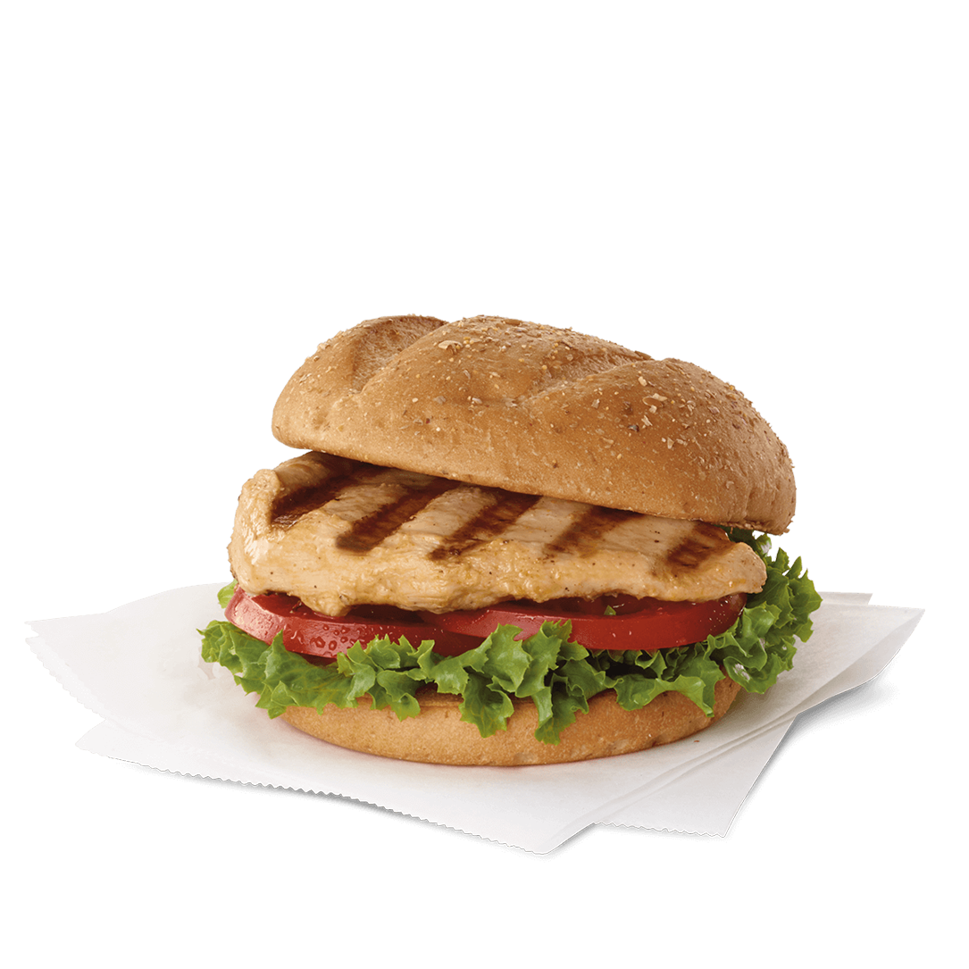 Grilled Chicken Sandwich Nutrition And Description Chick