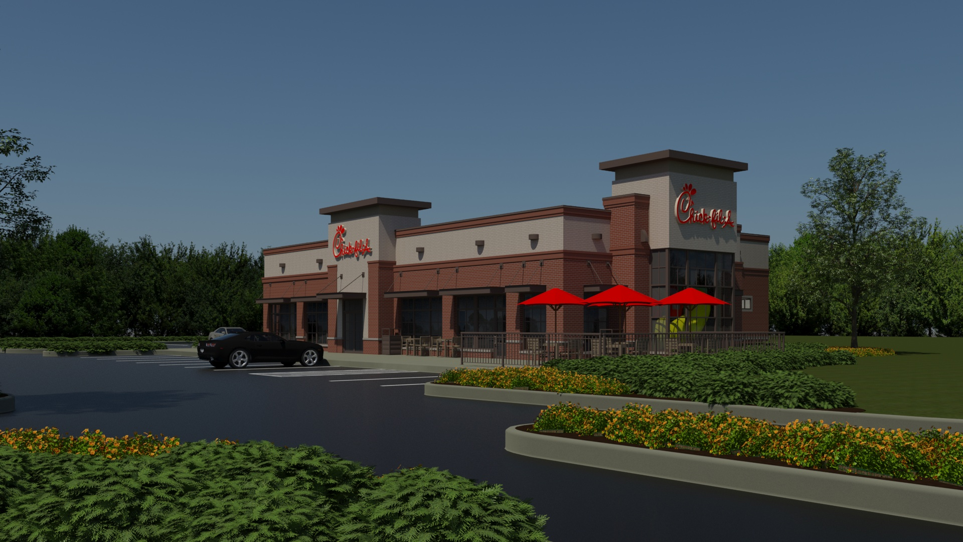 Long Islands First ChickfilA to Open Oct 7 in Port Jefferson Station ...