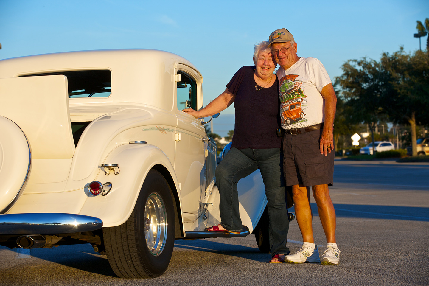 Old Teenagers Building A Community With Classic Cars ChickfilA - Classic cars nice