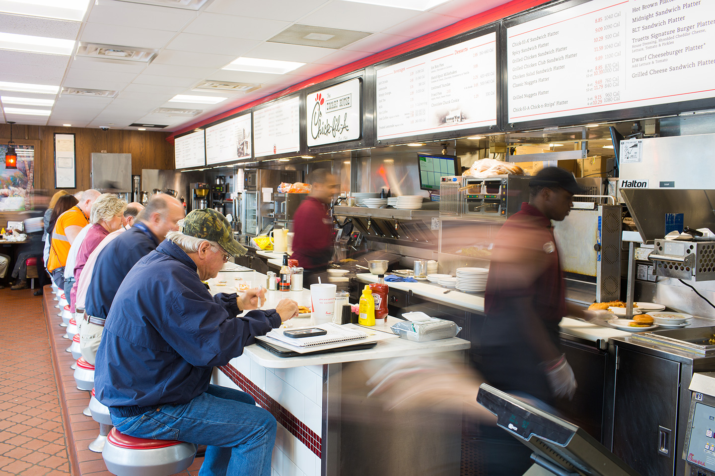 Dwarf House Serving The Soul For 70 Years Chick Fil A