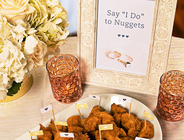 Memorable Ways To Personalize Your Big Day Chick Fil A