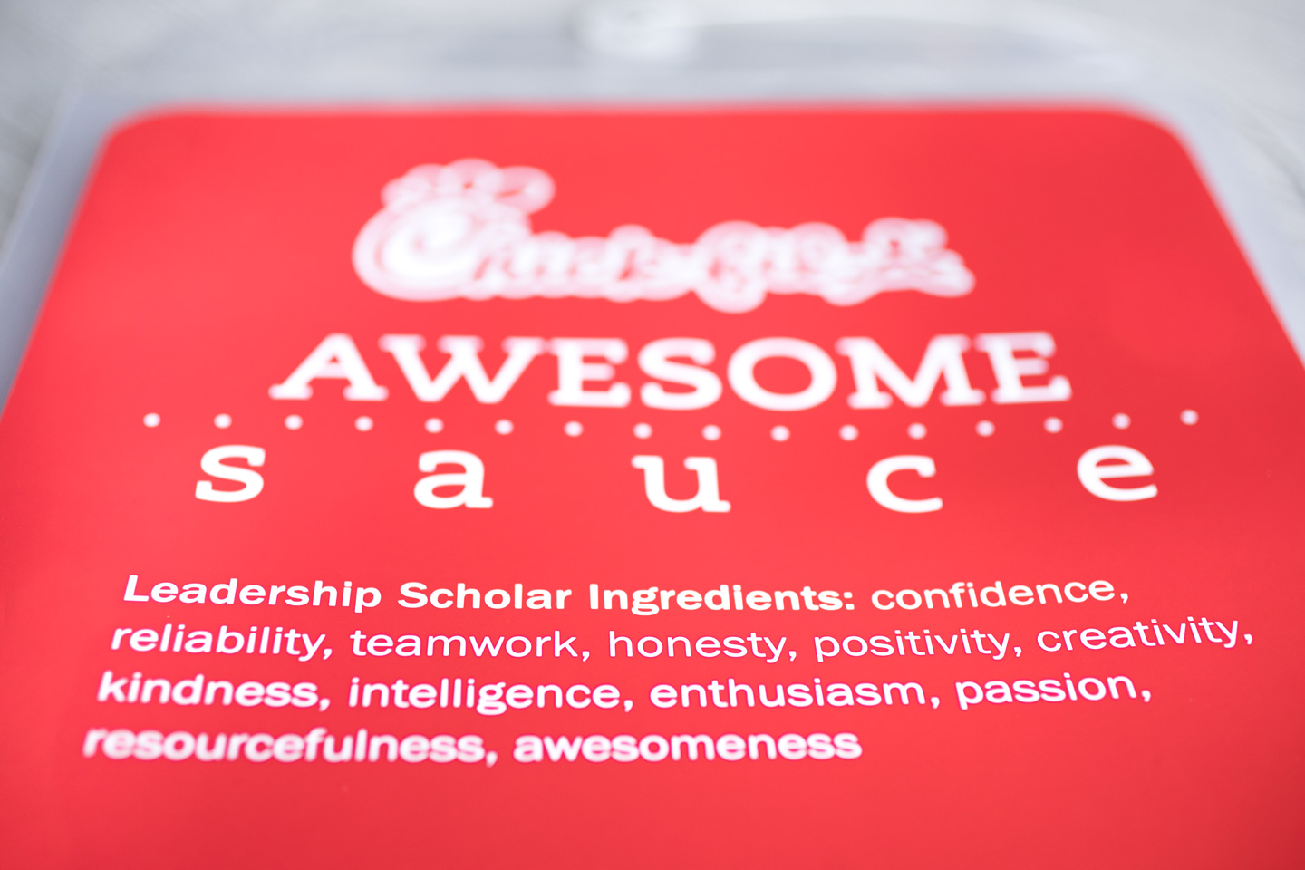 types of scholarships chick fil a
