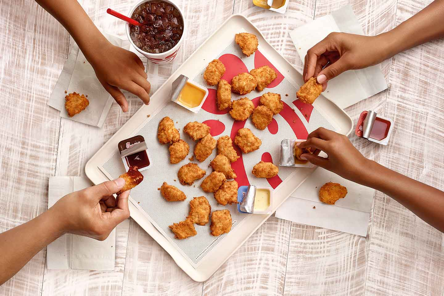 five new menu and catering options for fall | chick-fil-a