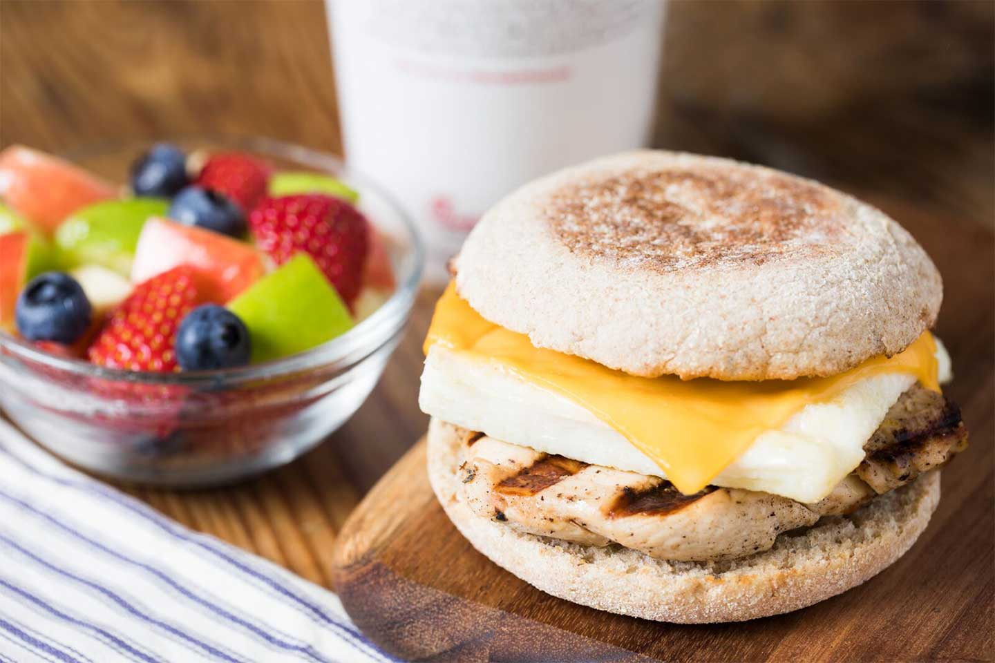 10 Chick Fil A Breakfasts Under 400 Calories Chick Fil A