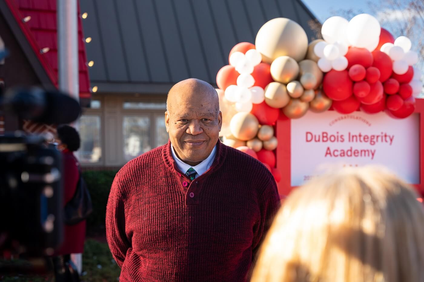 DuBois Integrity Academy Named the 2021 S. Truett Cathy Honoree