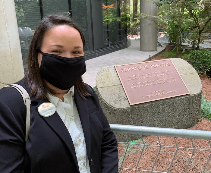 Cynthia Bowles at the Support Center in Atlanta, Ga.