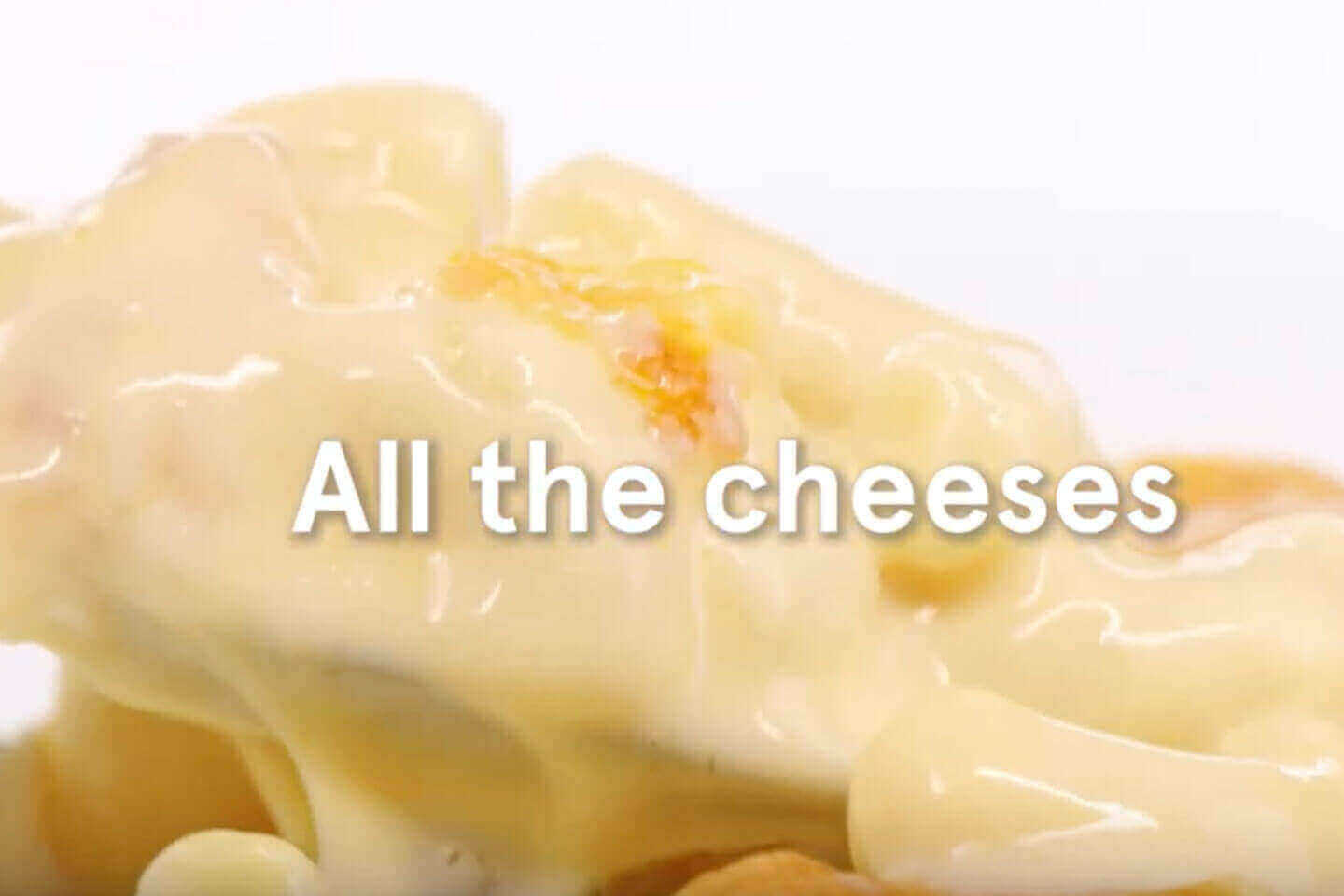 Chick-fil-A Mac and Cheese, all the cheeses