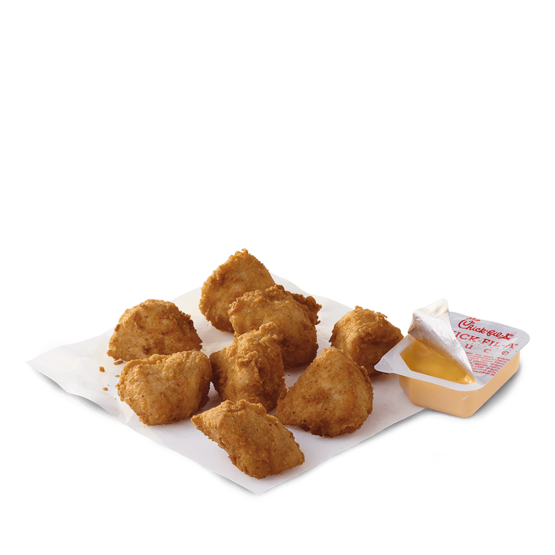 Chick-fil-A® Nuggets Nutrition and Description | Chick-fil-A