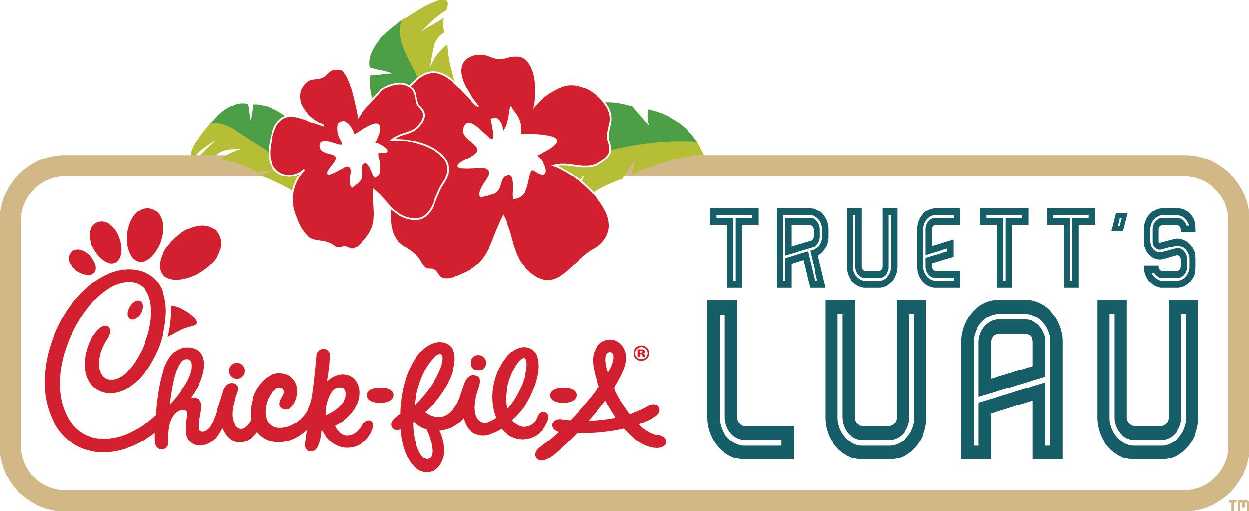 Truet's Luau logo