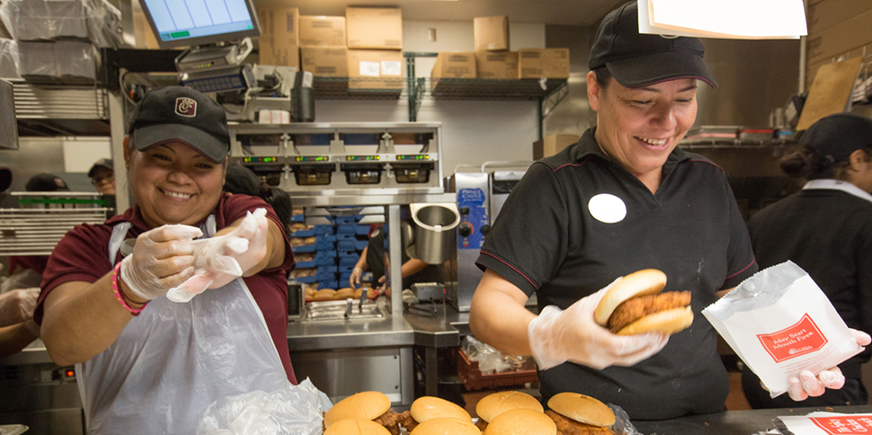 We Made The Cut ChickfilA Ranks Among Top 25 Companies For