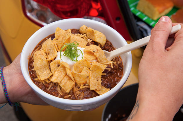 Rocky Mountain Chili