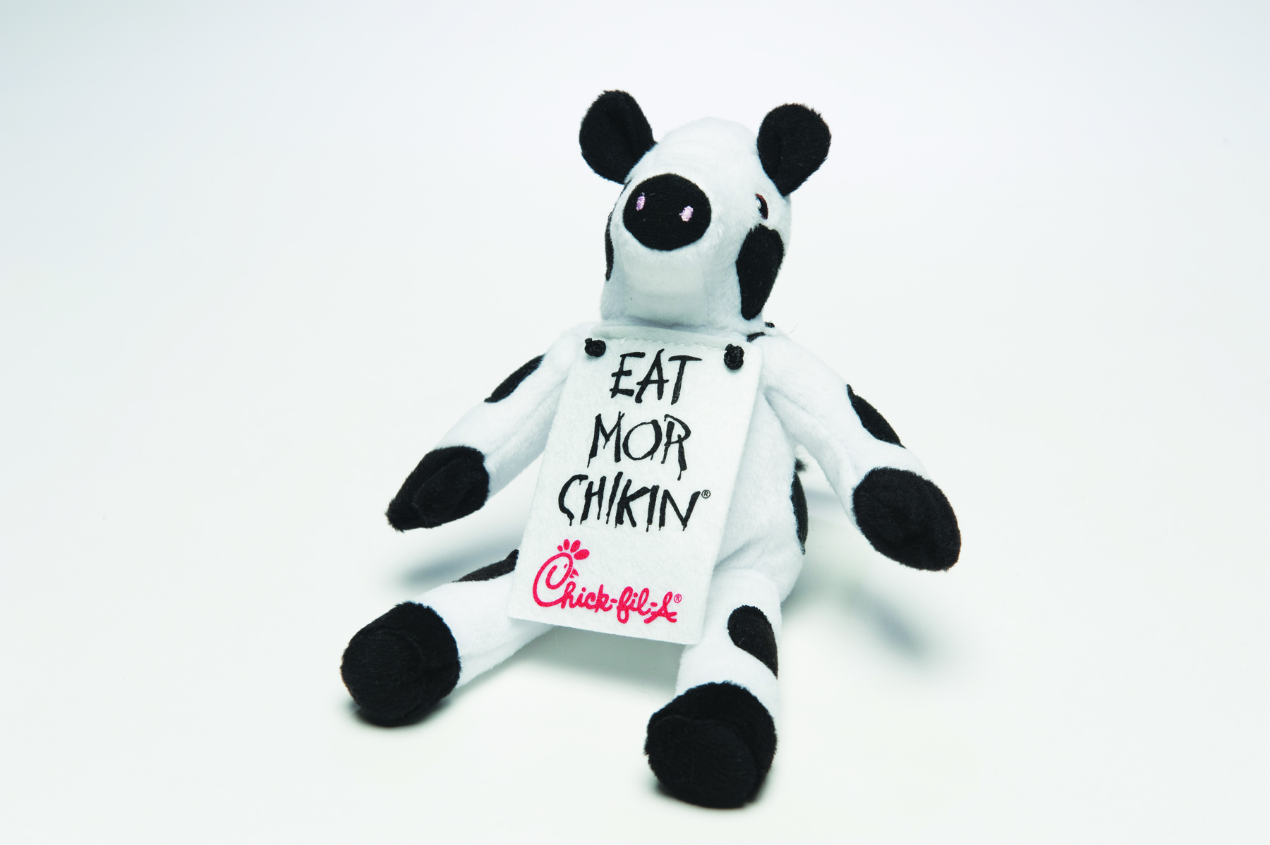 picture about Eat More Chicken Printable Sign named 20th Anniversary of the Consume Mor Chikin Cow Marketing campaign Chick