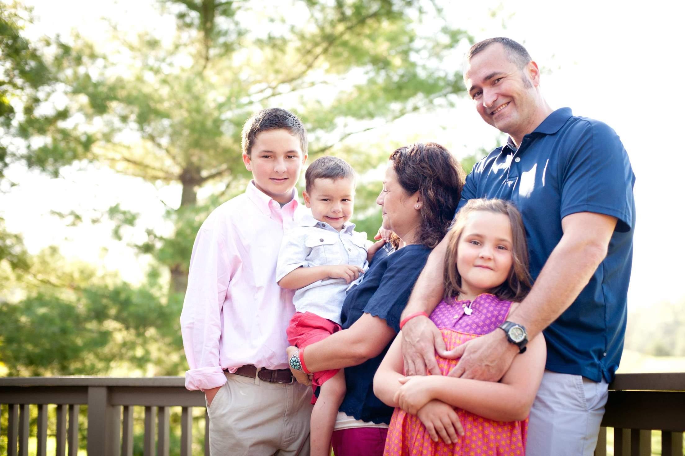 Chisholm family