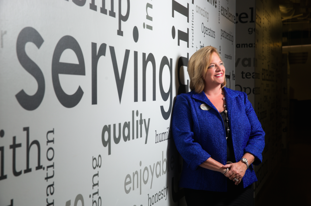 Dee Ann Turner – Chick-fil-A Vice President, Corporate Talent
