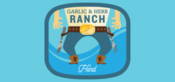 Ranch sauce infographic
