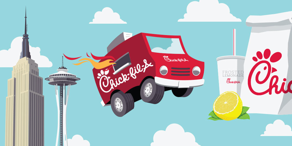 Chick-fil-A header graphic