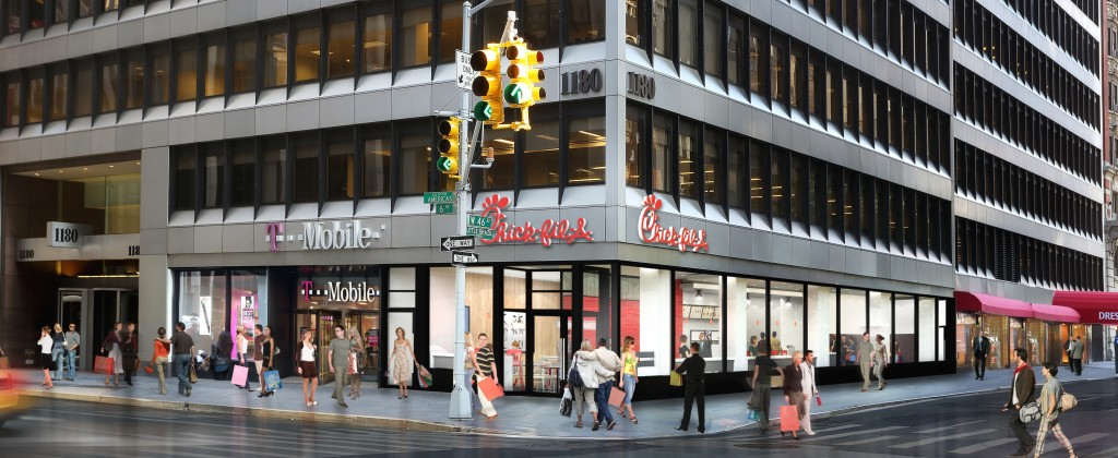 Chick Fil A Th Street Free Food