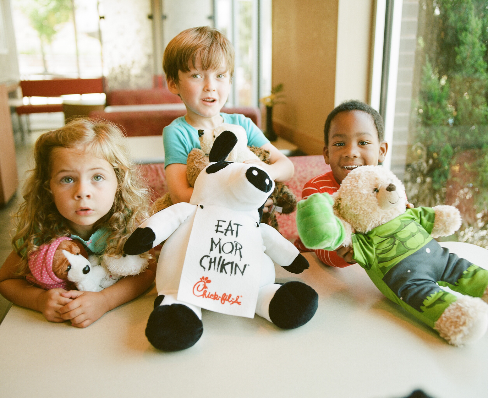 Goodnight Cow A Sleepover For Stuffed Animals Chick Fil A