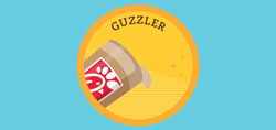 Guzzler graphic