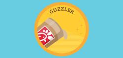 Guzzler graphic