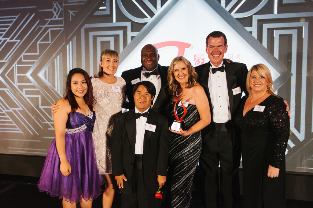 S. Truett Cathy Honoree – A Night To Remember Prom