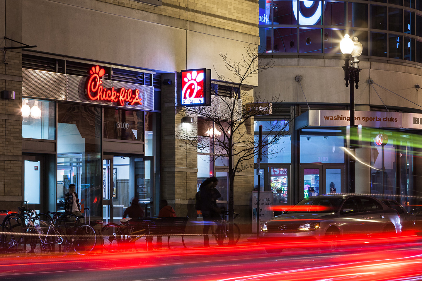 Chick-fil-A DC USA In-Line in Washington D.C.