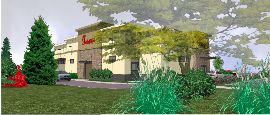Chick-fil-A's first Montana restaurant in Kalispell