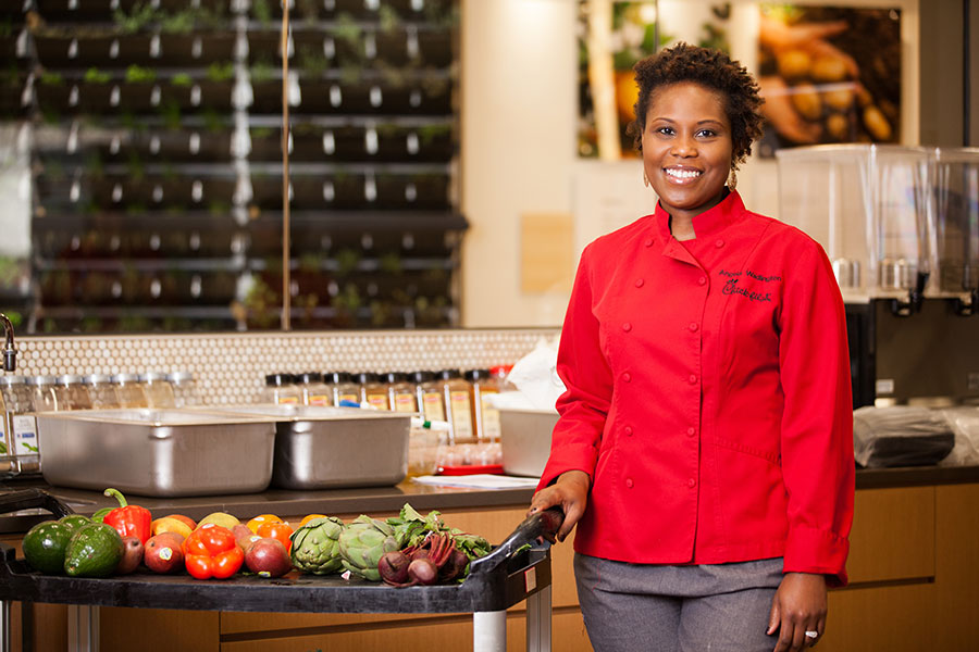 Chick-fil-A Chef Angela Wadlington