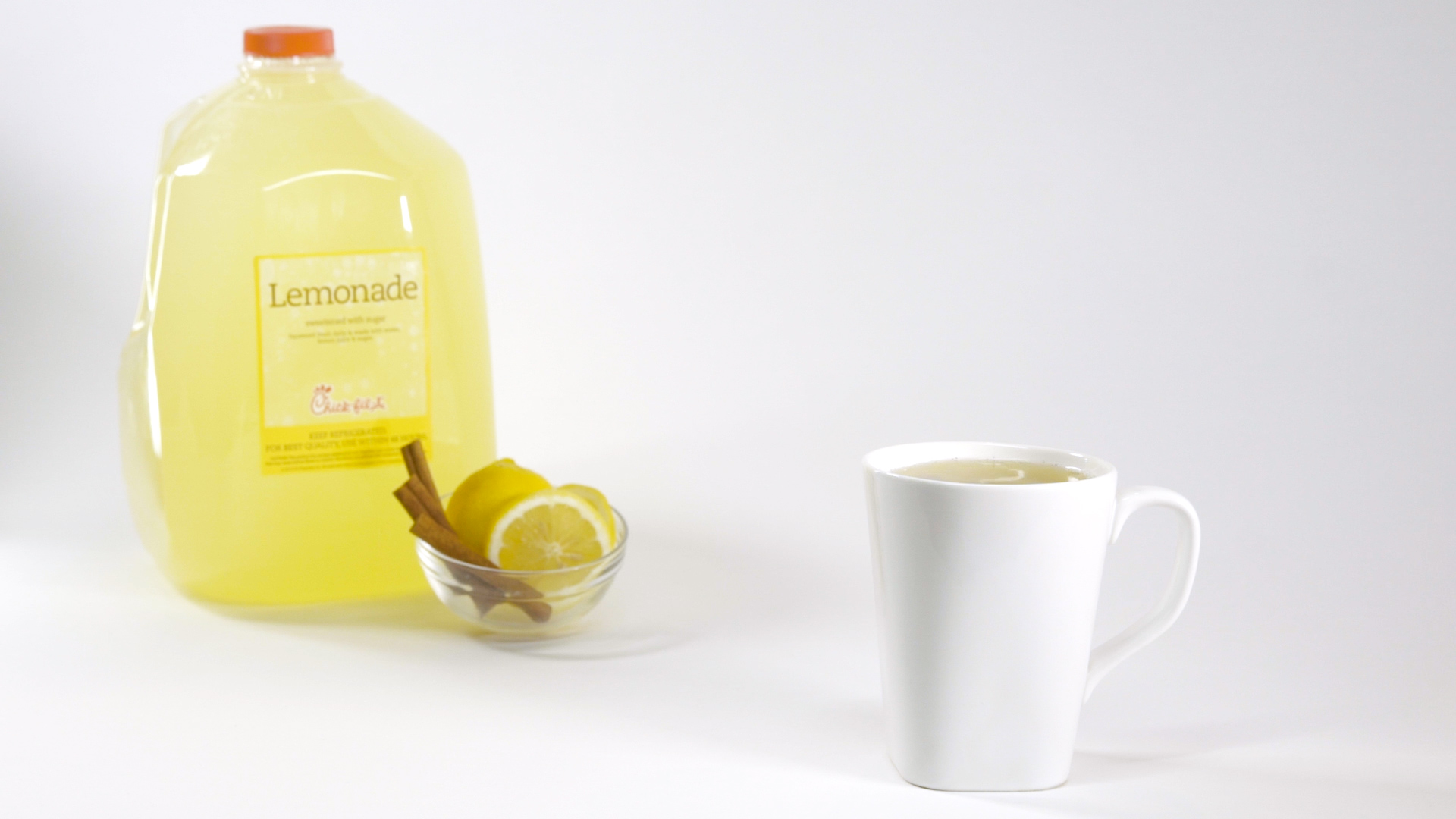 Lemonade container