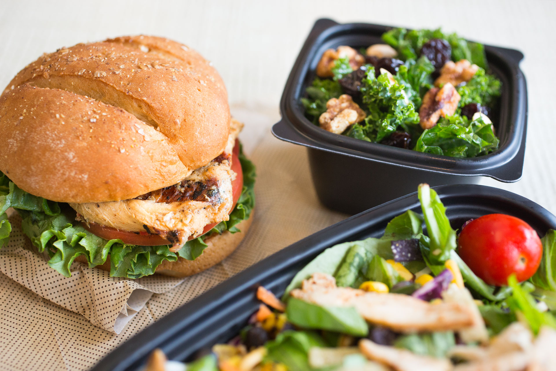 6 healthy menu picks | chick-fil-a
