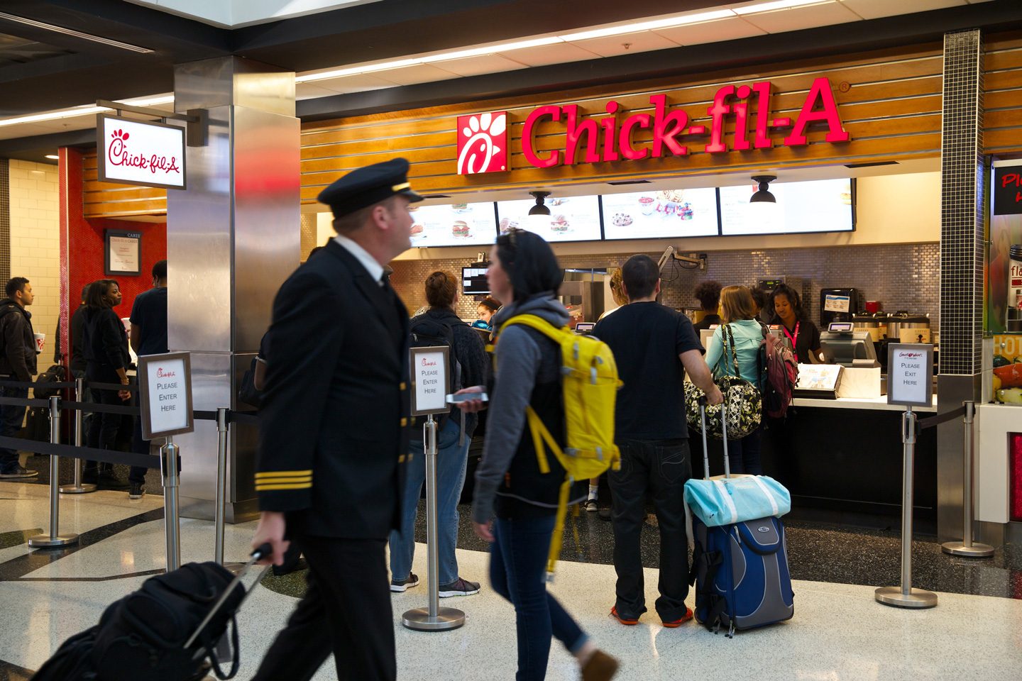 Your Essential Guide to Every Single Airport Chick-fil-A | Chick-fil-A