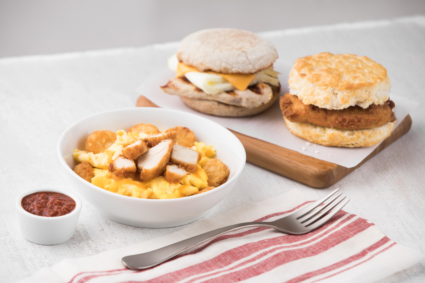 Free Breakfast For Chick-fil-A Mobile App Users