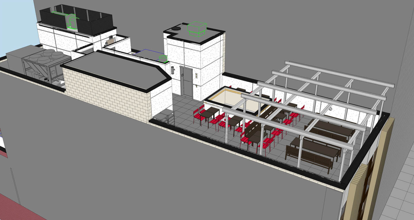 Chick Fil A To Open Five Story Restaurant With Rooftop Terrace In New York Citys Financial District