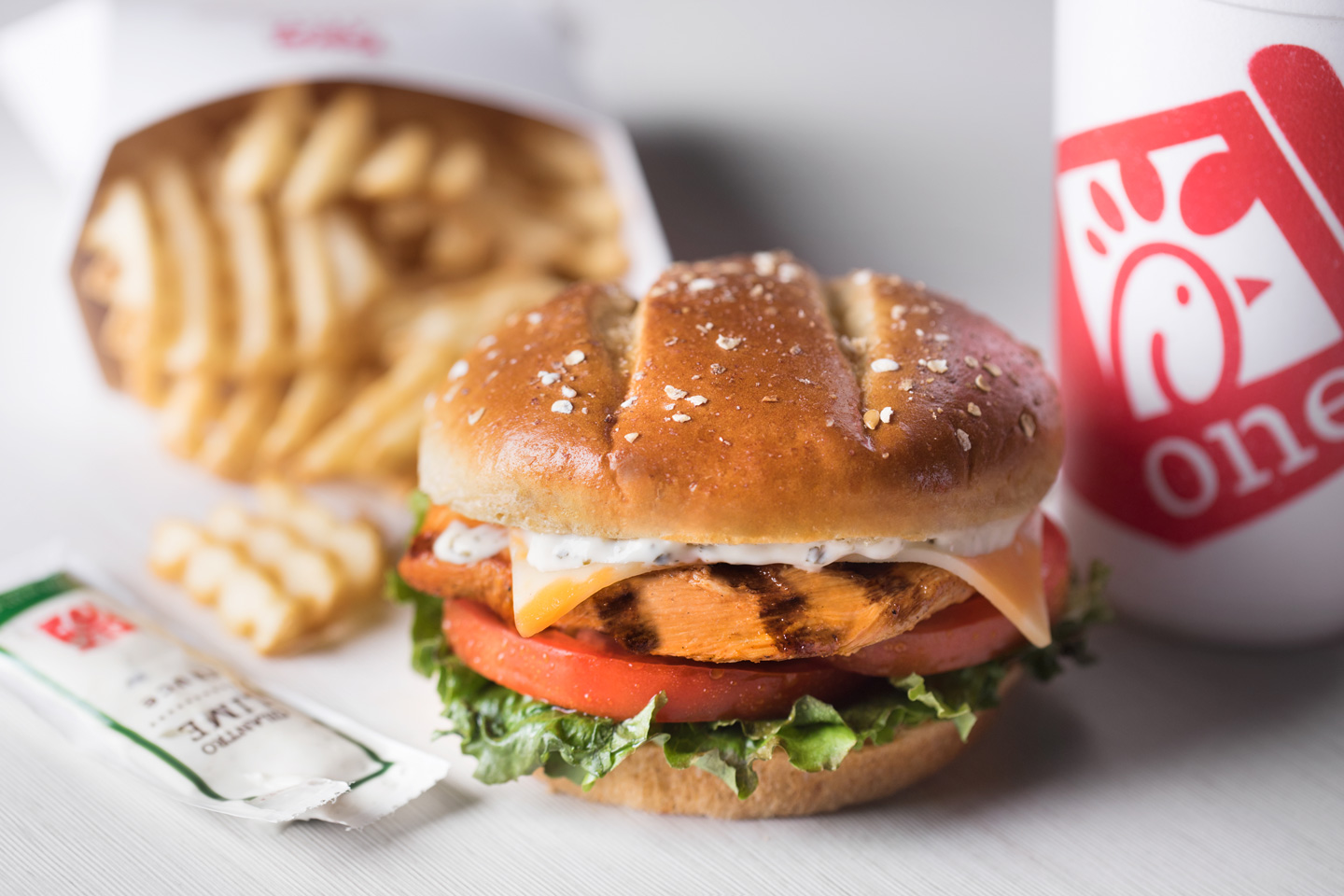 new grilled spicy chicken sandwich coming to select cities