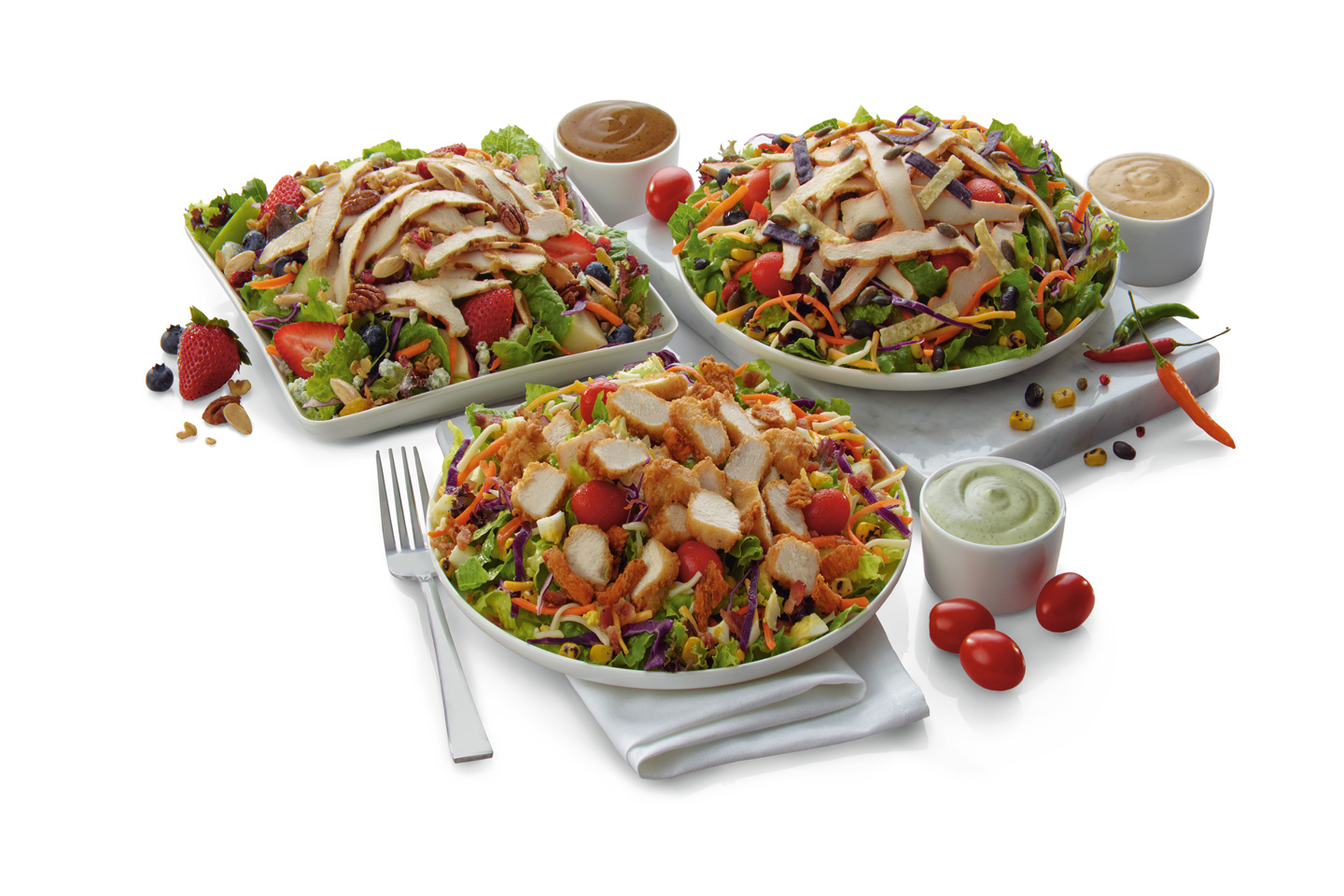 chickfila giveaway perfect pairings your chick fil a salad s ideal match 7521
