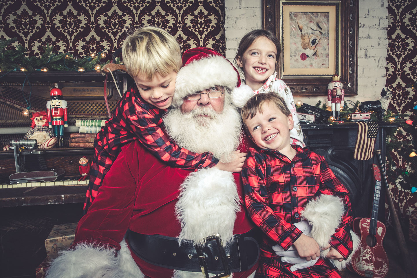 How To Get A Great Photo With Santa Chick Fil A