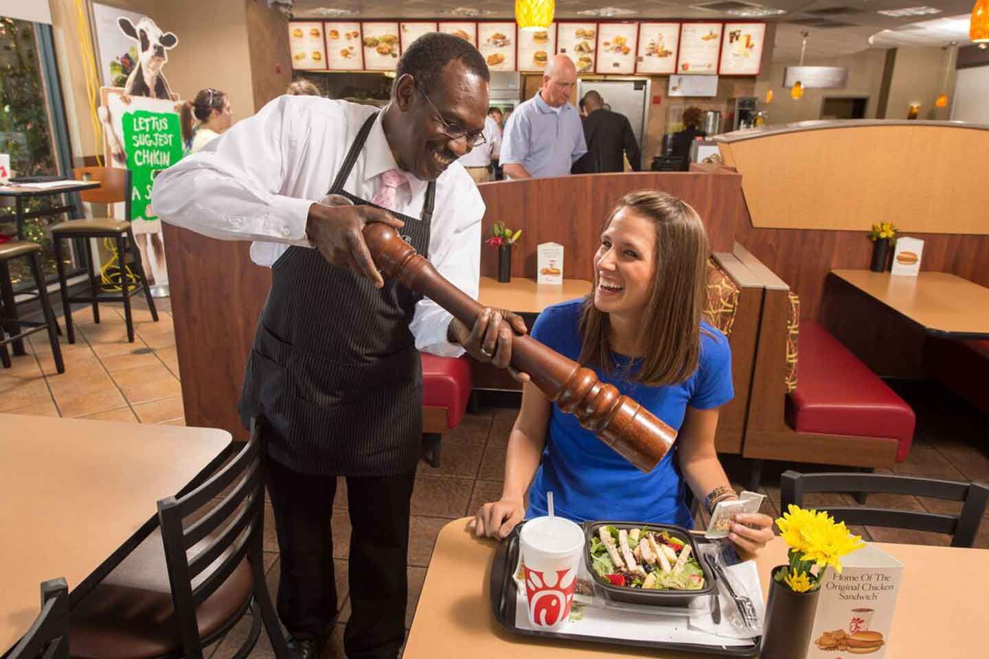 Chick Fil A Careers Jobs And Employment Applications Online Chick Fil A
