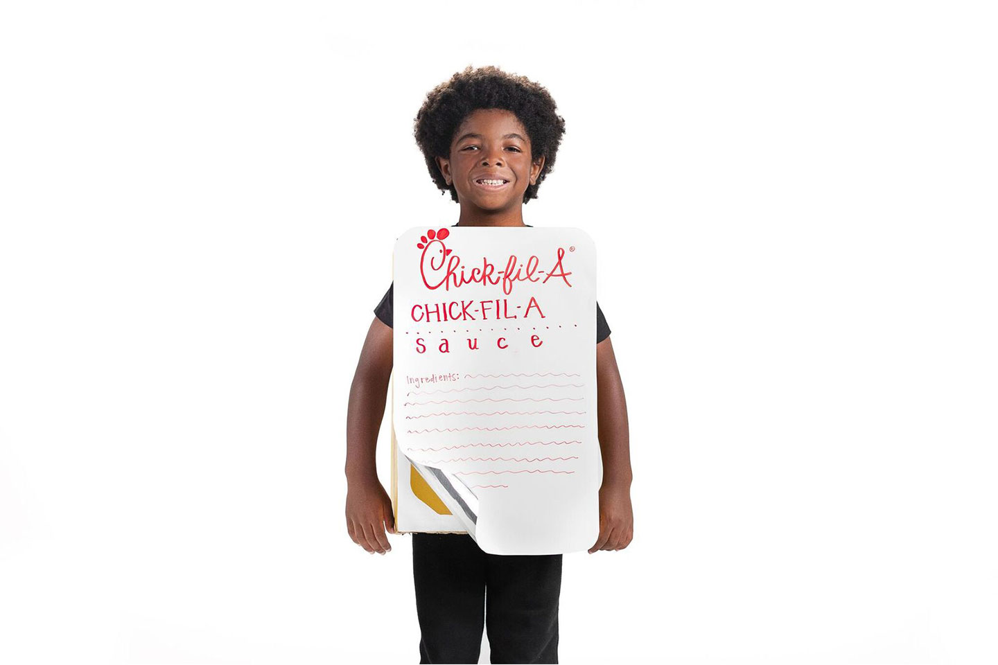 do it yourself: 3 halloween costumes for chick-fil-a fans | chick-fil-a