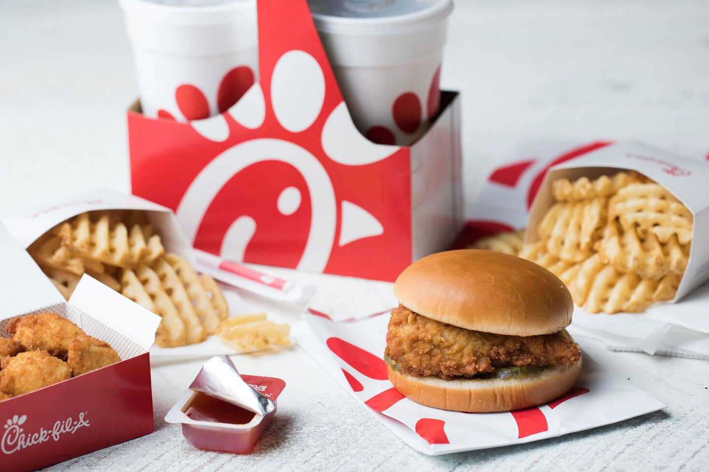0ec63e06a Chick-fil-A Announces Nationwide Delivery Service, Partners with DoorDash