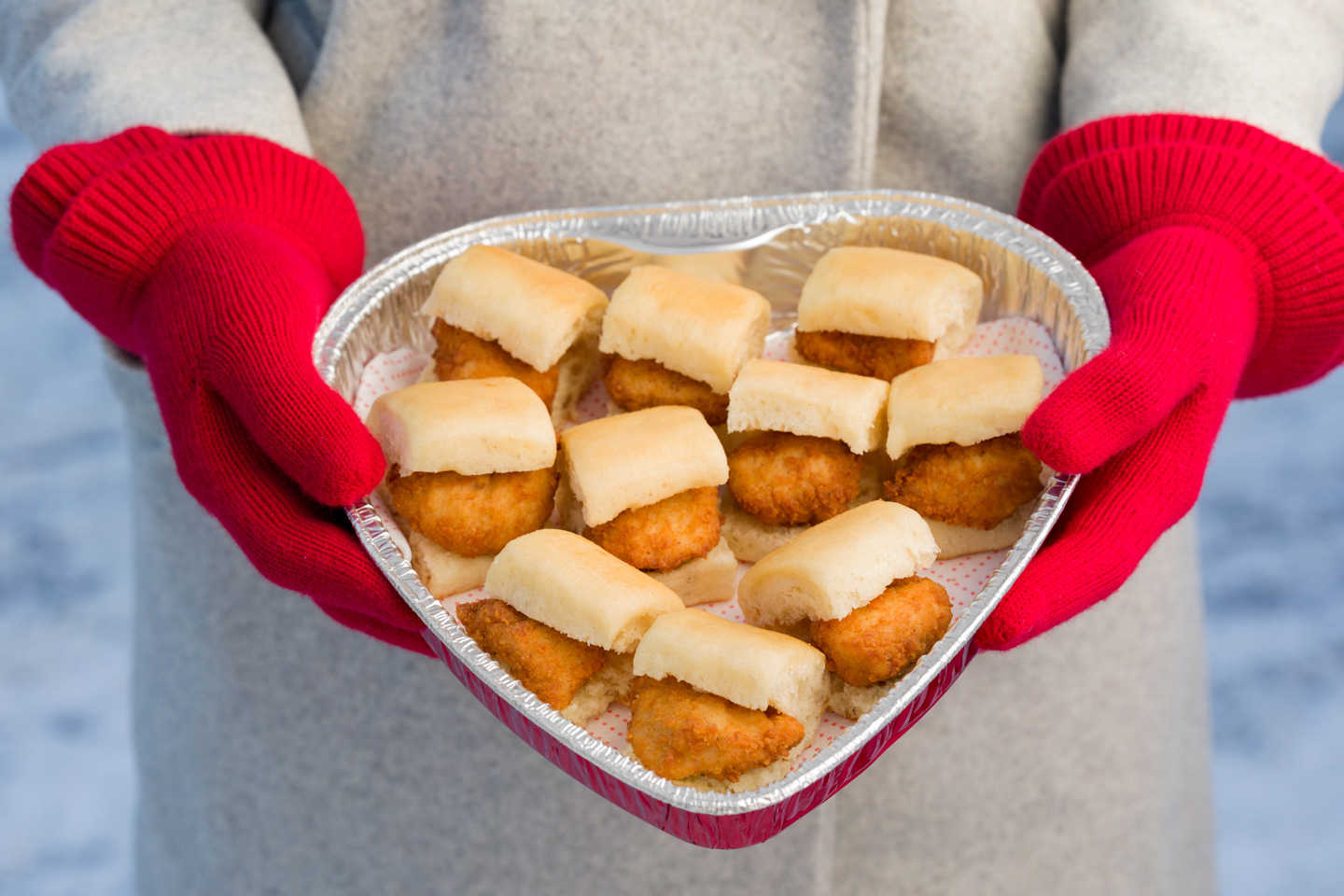 Chick Fil A Valentine S Day Food