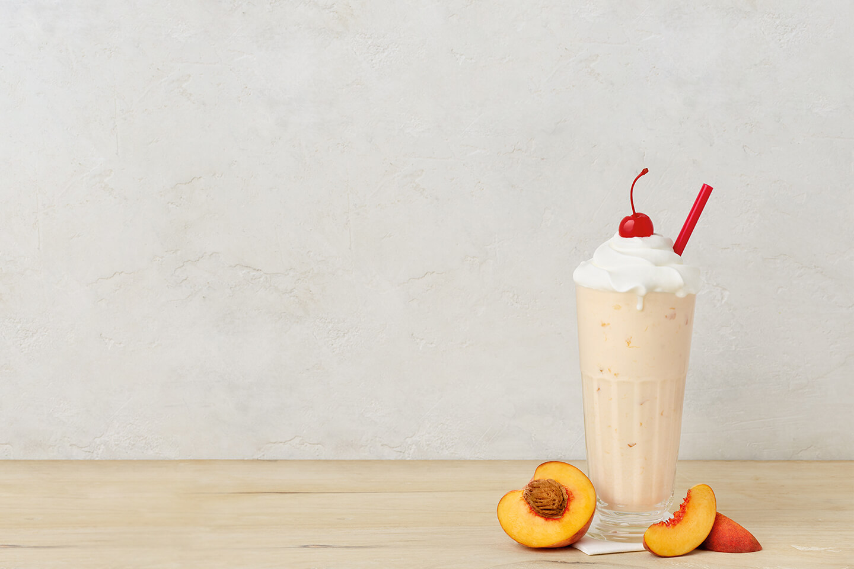 Desktop summer milkshake image