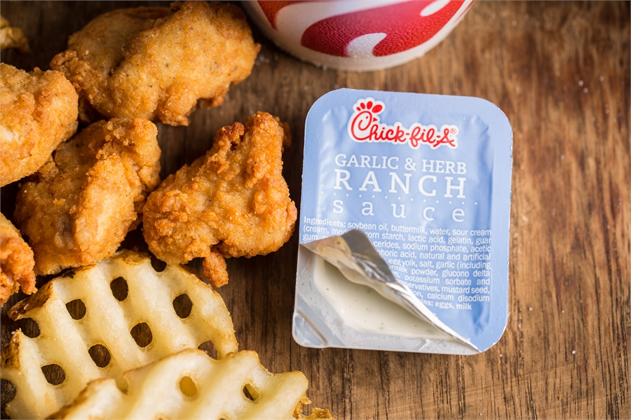 Chick-fil-A Garlic and Herb Sauce